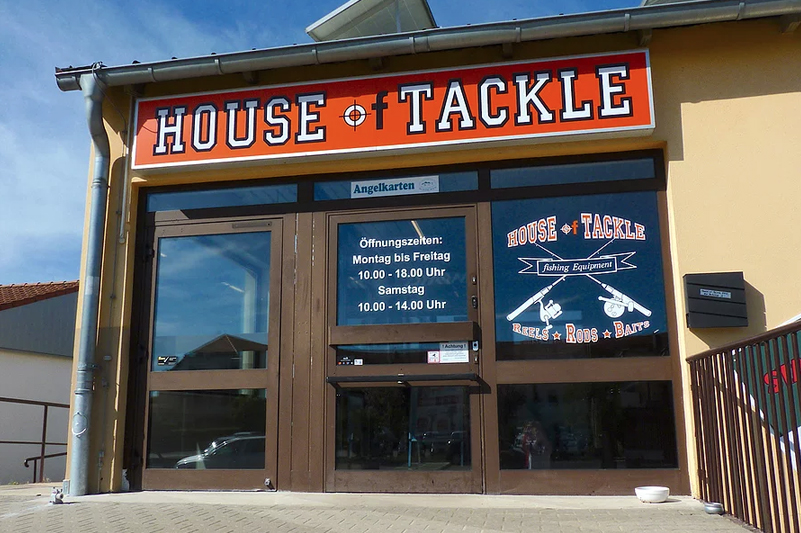 House Of Tackle Kloster Lehnin Am Bahnhof 2