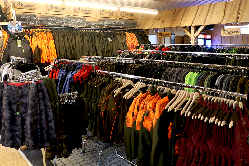 House Of Tackle Outdoor Bekleidung